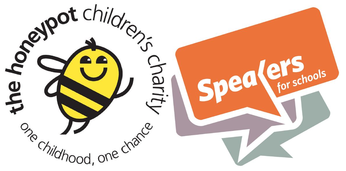 The Honeypot Children's Charity and Speakers for Schools are our charity partners for Sibos 2019