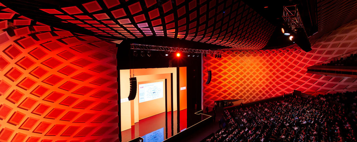 The big reveal: Sibos 2021 conference theme announced