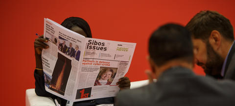 Official Sibos newspaper