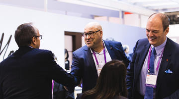 Sibos fires up the Connection Machine
