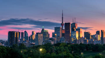 Sibos 2017 - Welome in Toronto
