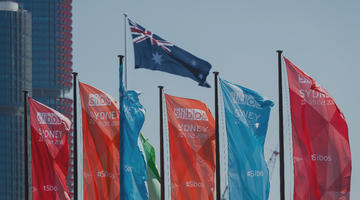 Sibos welcomes the global financial community to Sydney